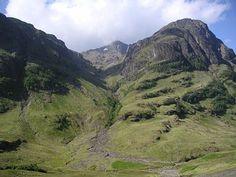 Glen Coe: Scotland
