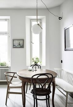 Narrow Dining Tables For A Small Dining Room Dining Tables - White dining room table with bench and chairs