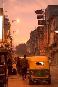 my-spirits-aroma-or: Good morning Delhi by João Costa Leão