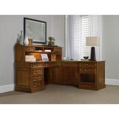 Hooker Furniture Clermont L Desk Hutch (C)