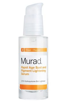 Murad® Rapid Age Spot & Pigment Lightening Serum available at #Nordstrom
