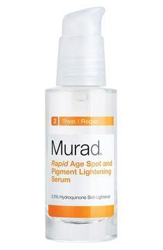 Murad® Rapid Age Spot & Pigment Lightening Serum available at #Nordstrom