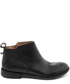 H By Hudson Revelin Leather Ankle Boots   Womenswear   Liberty.co.uk