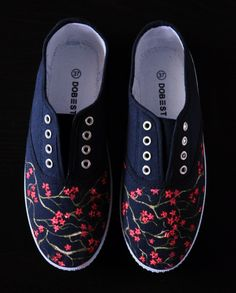 """Zapatillas """"Cerezo japonés"""" adulto."""
