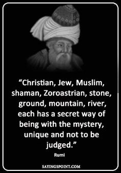 Check out the best list of Diversity Sayings. Diversity creates dimension in the world. We inhabit a universe that is characterized by diversity.Diversity is not about how we differ. Diversity is. Diversity Quotes, Persian Culture, Muslim, Mystery, Mountain, Christian, Chart, River, Stone