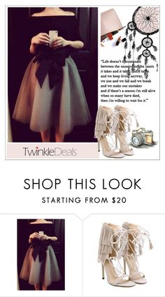 """""""Fashion II TwinkleDeals #17"""" by smajicelma ❤ liked on Polyvore"""