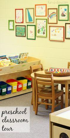 Preschool Classroom Ideas Classroom Design And