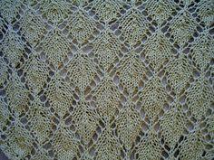 Ravelry: Kevät-shawl pattern by Ziina