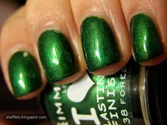 Rimmel Forest-St.Patricks Day!!! Must have:-)