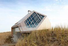 Dune House, una casa inspirada en las dunas