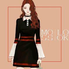 Artist ~ moss ~        @moss_____