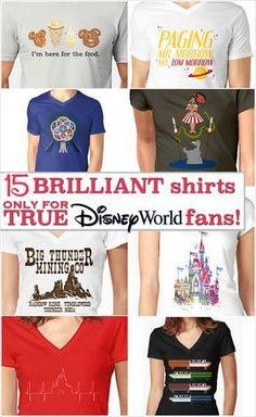 4124e3dc7e2 15 Shirts Only Die-Hard Disney World Fans Will Understand