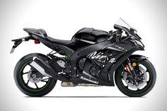 """A Kawasaki é conhecida pela qualidade e espectacularidade das suas motas e tal como a Mercedes inova no mundo dos carros a Kawasaki faz o mesmo para as motas aliando a performance ao design e criando obras de arte. A Kawasaki Ninja ZX-12RR 2017 vem confirmar isso mesmo. Esta super mota é um """"animal"""" de 998cc que deve ser manuseado por tratadores especializados.  motas"""