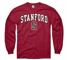 Stanford Cardinal Cardinal Perennial II Long Sleeve T-Shirt by New Agenda. $18.99. Features team's vibrant color scheme. Officially licensed. 50/50 Cotton/Polyester. Machine washable and easy to wear. Style? Check. Comfort? Check. Showing off your Cardinal school spirit? Check. If you are looking for a stylish way to show off your school pride, look no further than this Stanford Cardinal Perennial II Long Sleeve T-Shirt. This one-of-a-kind piece of Cardinal apparel features a s...