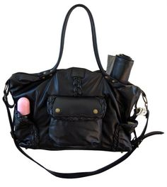 not rational diaper bags on pinterest leather diaper. Black Bedroom Furniture Sets. Home Design Ideas