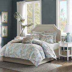Madison Park Essentials Pinecrest Comforter Set