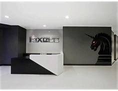 Kixeye workspace by Rapt Studio, San Francisco