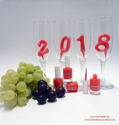 ¡¡¡Feliz 2018!!! De nuevo volvemos a pasar un año junt@s. Gracias por confiar en nosotras.