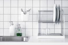 IKEA, suszarka na naczynia, 40 PLN