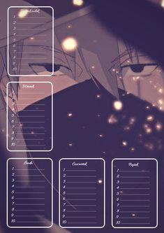 Naruto - Kakashi Hatake Naruto Kakashi, Bujo, Alphabet, Anime, Printables, How To Plan, School, Art, Art Background