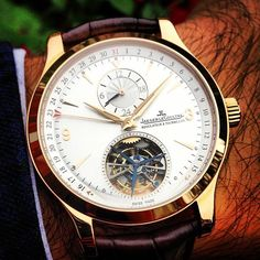 Jaeger LeCoultre Regulateur a Tourbillion