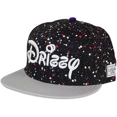 Cayler & Sons Drizzy Cap black/grey ★★★★★
