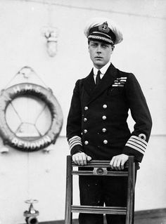 Photograph of Edward, Prince of Wales during his visit to Canada in 1919 at age 25.
