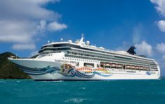 #NCL Spirit Great Family cruise boat that cruised to Bermuda.  Went with 5 other families and adults and kids had a blast!