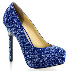 451e1e69dd3e 19 Best Royal Blue Heels images