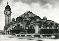 Limoges-Bénédictins is the main railway station of Limoges, named after a nearby Benedictine monastery closed during the French Revolution.