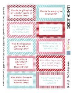 valentine lunch box jokes valentine-s