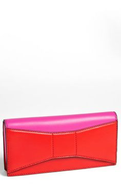 kate spade new york '2 Park Avenue Beau' Clutch available at #Nordstrom