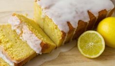 Get the perfect icing for your homemade pound cake and other baked treats. Check out this Lemon Icing Glaze Recipe. Lemon Desserts, Lemon Recipes, Just Desserts, Sweet Recipes, Delicious Desserts, Cake Recipes, Dessert Recipes, Yummy Food, Copycat Recipes