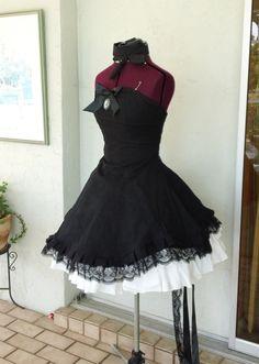 Gothic Lolita by xEverLastx on Etsy, $180.00