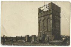 Oxon postcard Witney Water Tower   eBay