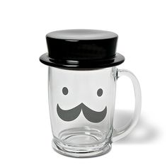 Top Hat Beer Mug Set