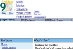6 Websites That Will Bring You Back To The '90s