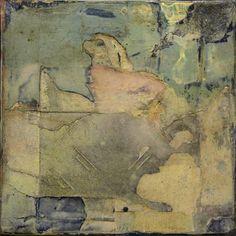 "Saatchi Art Artist Sam Lock; Painting, ""Relic"" #art"