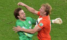 Holland 0-0 Costa Rica (4-3 pens): Super sub Tim Krul the hero