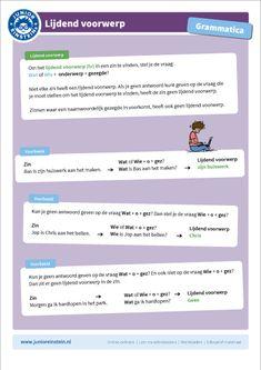 Dutch Language, Learning Resources, Grammar, Einstein, Teacher, Writing, Reading, Kids, Holland