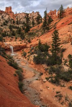 "about-usa: "" Bryce Canyon National Park - Utah - USA (by James Marvin Phelps) """