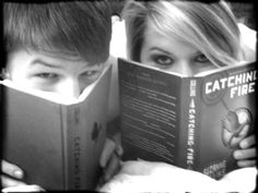 This is SO cute! Here is an awesome Idea- I started a book club between just my boyfriend and I and every week during the summer we went and picked out a book and read it during the week. We would talk about the books during our dates and we had a closer friendship because of it. It is cool to rotate picking the books too!