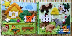 Яркая развивающая книжка для Вашего малыша - Babyblog.ru