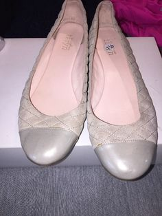 Taryn Rose Quilted Flat | eBay