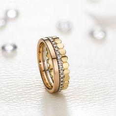 Zeina Alliances : Preview Nouveautés 2017. #Zeinaalliances #Zeinaworld #Mariage #Joaillerie #Alliances Couple Rings, Wedding Rings, Engagement Rings, Jewels, Gold, Fashion, Amor, Engagement Ring, Engagements