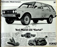 Tofaş Murat 131 adv Vintage Advertisements, Vintage Ads, Fiat Models, Audi, Bmw Autos, Motorcycle Wallpaper, Lux Cars, Good Old Times, Photography Exhibition