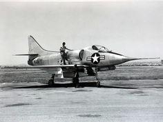 Douglas XA4D-1 Skyhawk Prototype