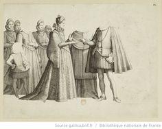[La vie de Ferdinand Ier de Médicis]. [1], [Le mariage de Ferdinand Ier] : [estampe] / [Jacques Callot] - 1