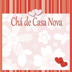 98 Melhores Imagens De Chá De Casa Nova Tea Party Invitations