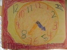 Waldorf ~ 1st grade ~ Math ~ Quality of Numbers: Twelve ~ main lesson book